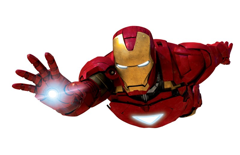 Best Iron Man Clip Art #6105 - Clipartion.com