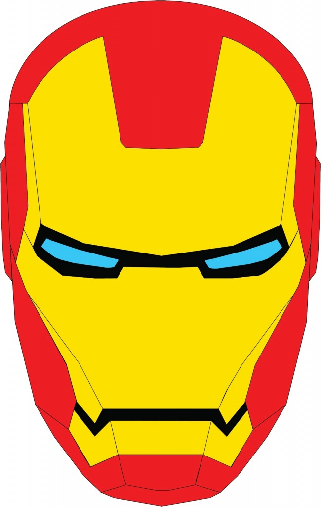Iron Man Clipart Free Clip Art Images