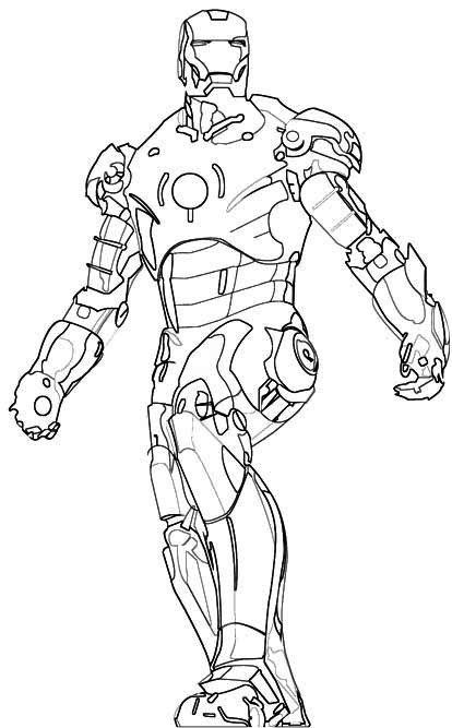 Iron Man Clip Art Clipartion