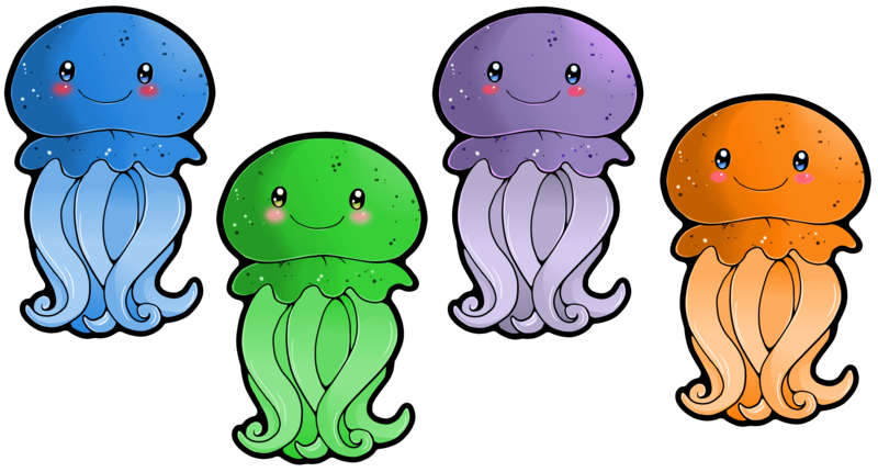 41 best Preschool Lesson Plans Jellyfish and Octopuses