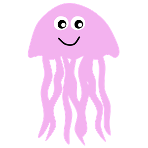 Jellyfish Clipart Gallery