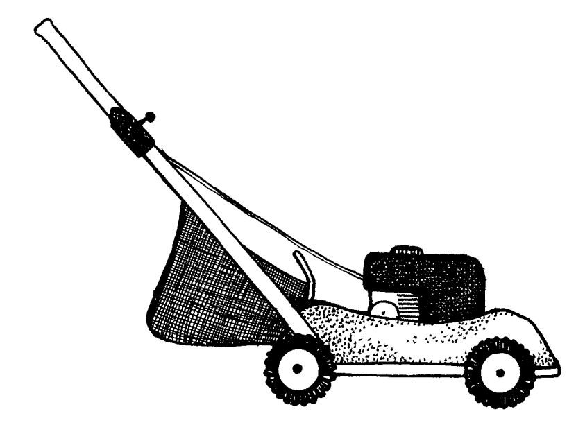 Jenny Smith\'s Lds Ideas Lawnmower 1