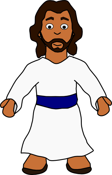 Jesus Clip Art Black And White Free Clipart Images
