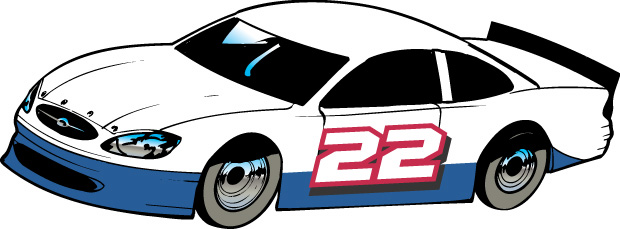 Jrg Media Stock Car Clip Art