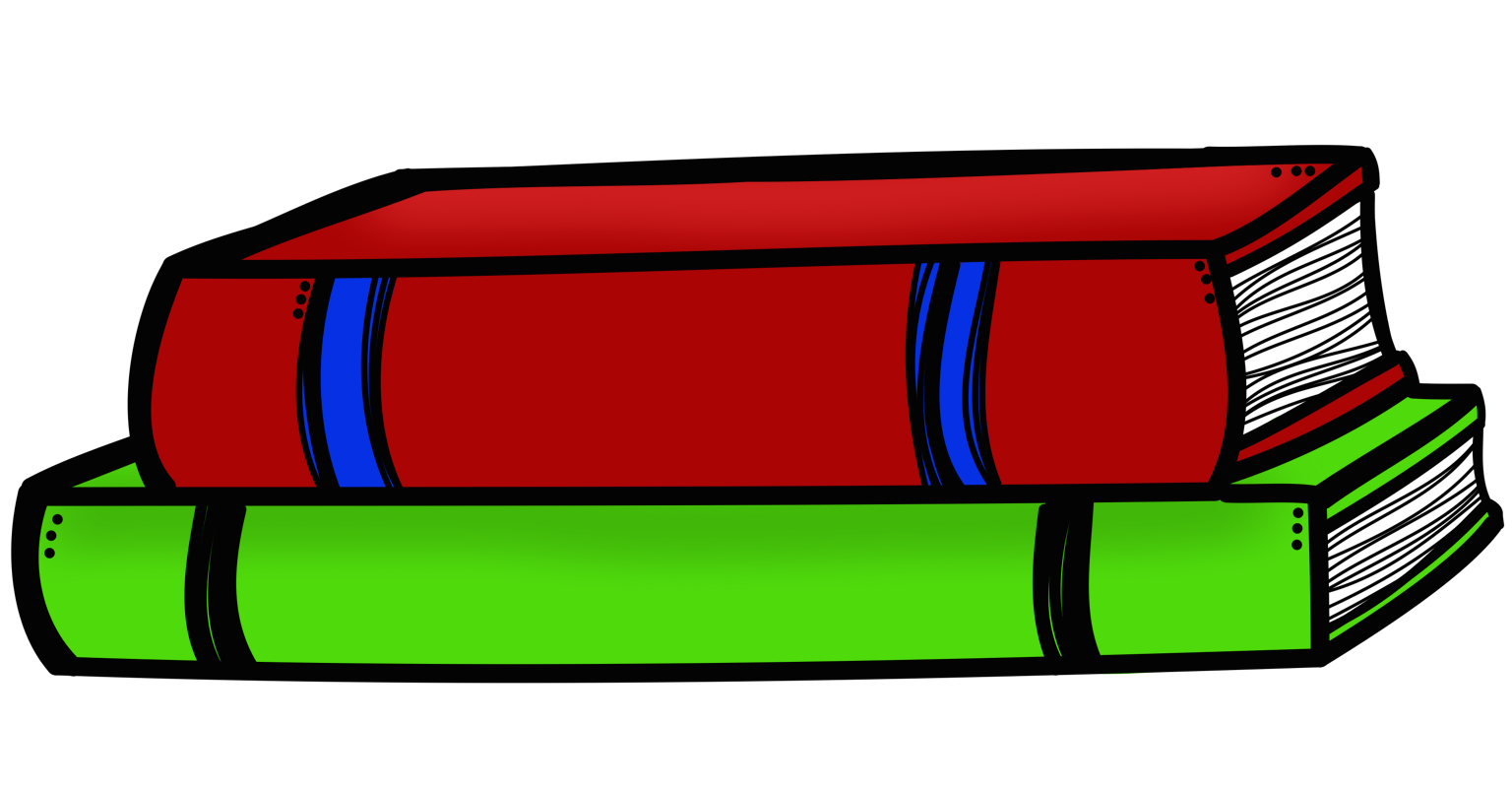 Stack of books clipart for Books clipart
