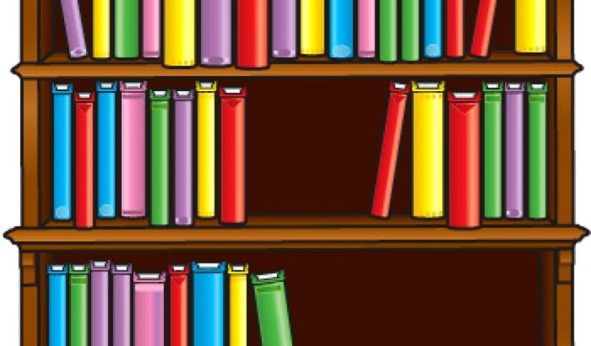 Best Bookshelf Clipart #14992 - Clipartion.com