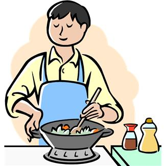 Kids Cooking Clipart Free Clipart Images
