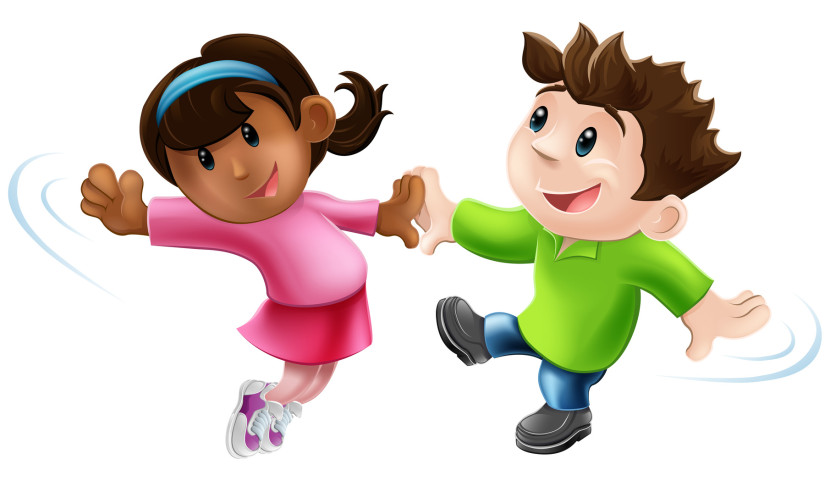 Best Kids Dancing Clipart #16315 - Clipartion.com