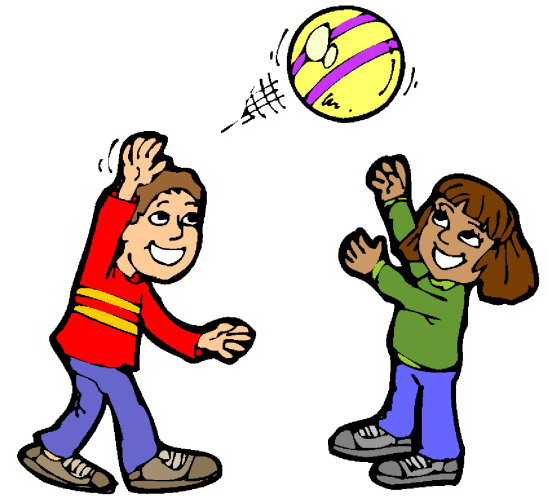 Kids Playing At Recess Clipart Free Clipart Images