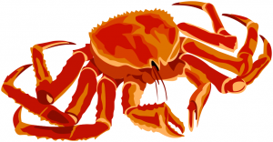 King Crab Clip Art Download