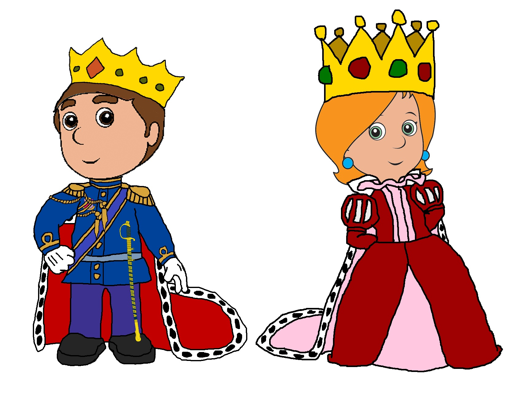 King Free Clipart