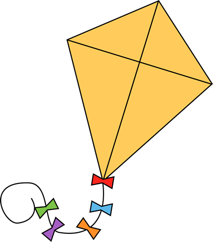 Kite Clip Art Images Free Clipart Images
