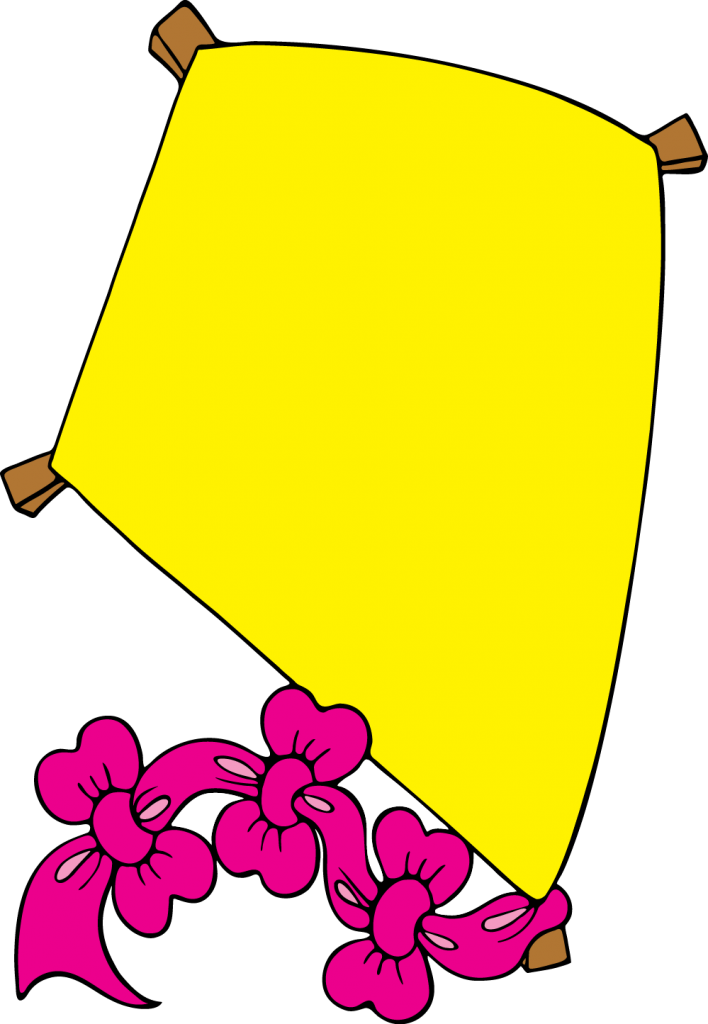 clipart images of kite - photo #44