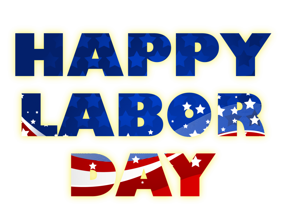 Labor Day Logo Clip Art 3 Png
