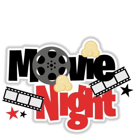 Large Movie Night Title6 Png