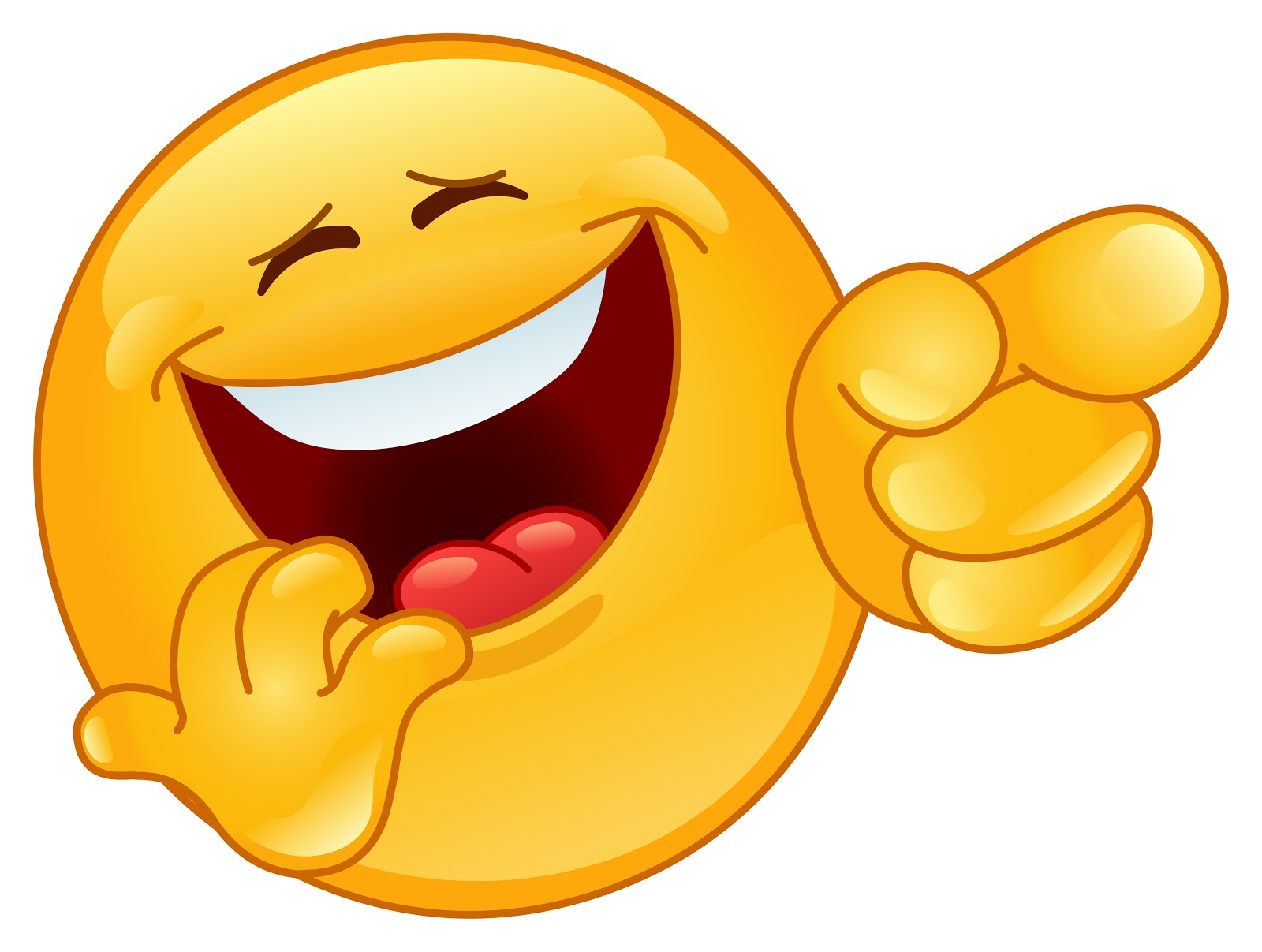 Laughing Face Clip Art