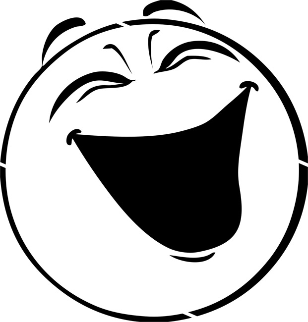 Laughing Smiley Face Free Clipart Images