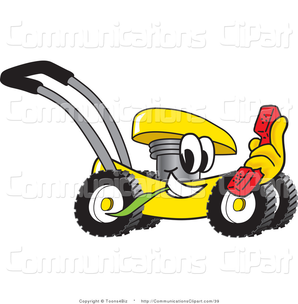 Lawn Mower Clipart - Clipartion.com