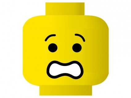 Lego Faces Clip Art