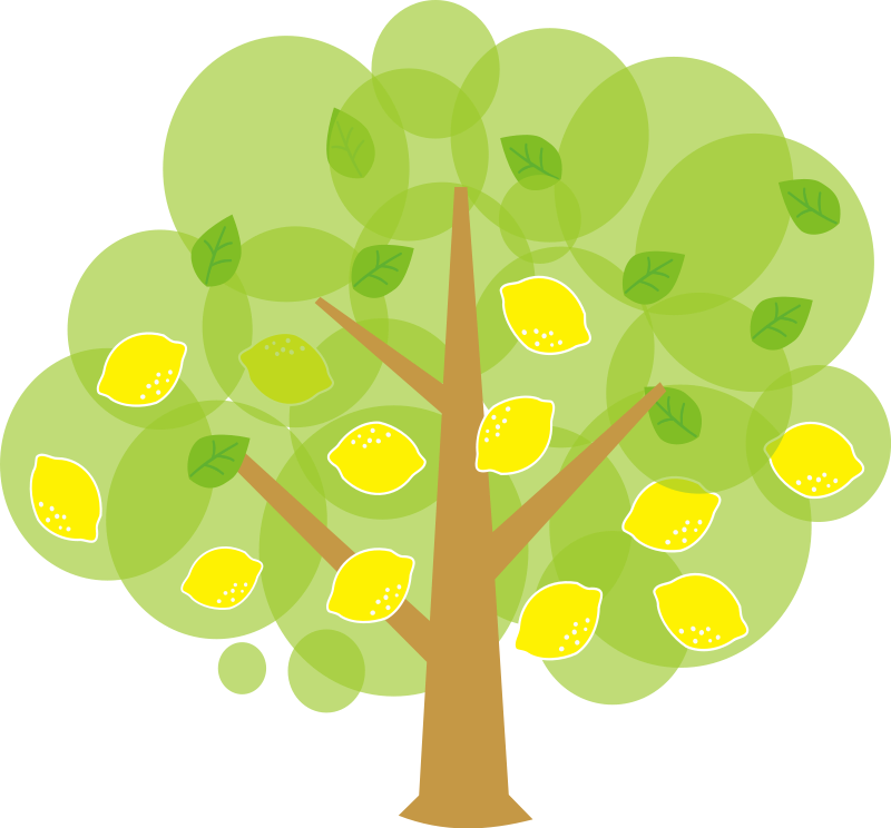 Lemon Tree Png