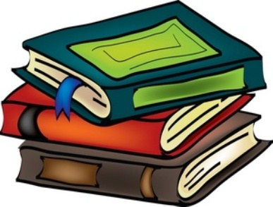 Library Books Clipart Gallery