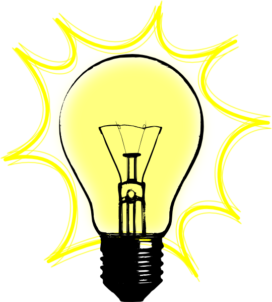Light Bulb Clip Art Others Cleanclipart