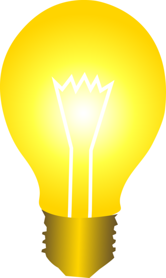 Light Bulb Clipart Png Gallery