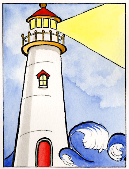 Lighthouse Light Clipart Free Clip Art Images