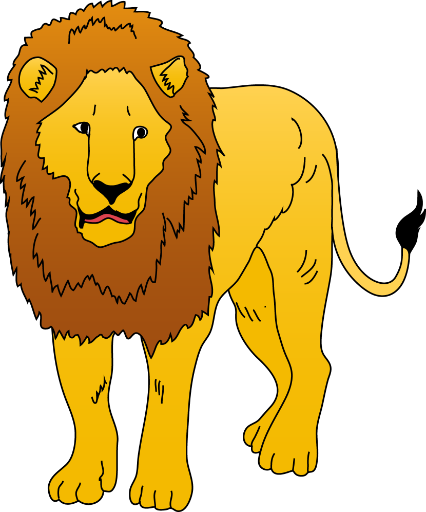 Best Lion Clipart #11758 - Clipartion.com