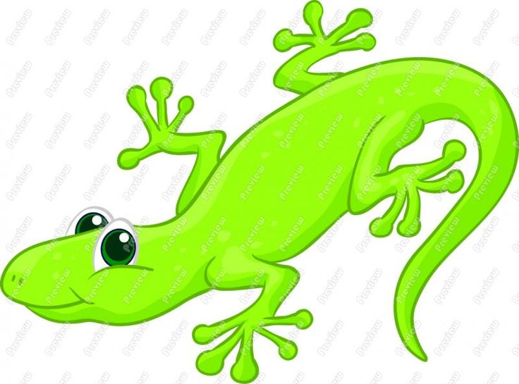 Lizard Clipart Lizards Cartoon And Clip Art
