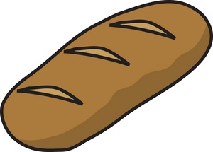 Loaf Of Bread Clipart Free Clip Art Images