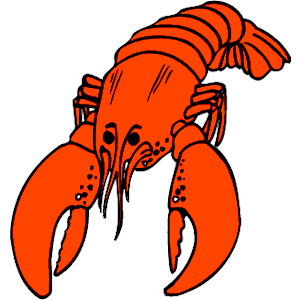 Best Lobster Clipart #12207 - Clipartion.com