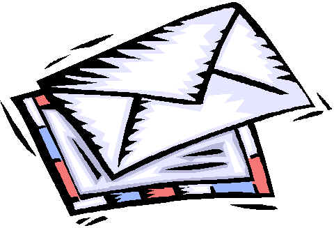 Locate Mail Clipart Free Clip Art Images