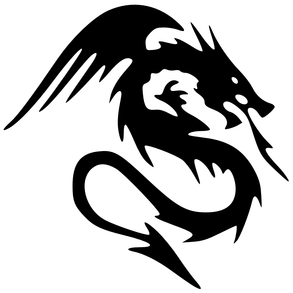 Logo Black Dragon