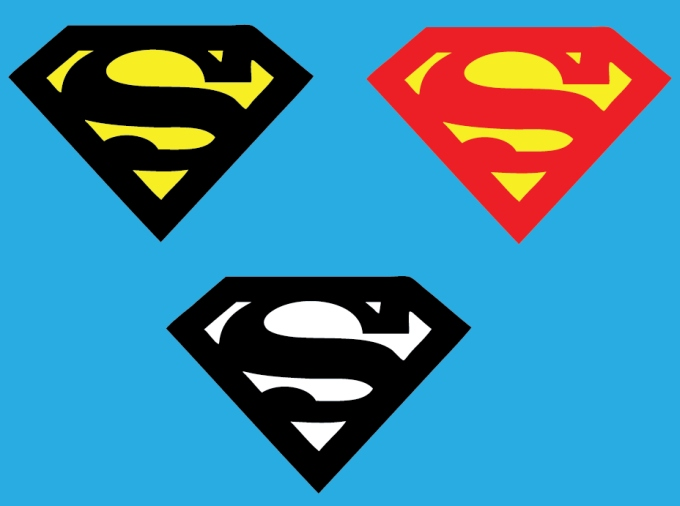 Logo Supeman Wallpaper Anonymous Supermanclipart Free Clip