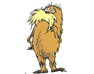 Lorax Dr Seuss Characters Clipart Free Clip Art Images