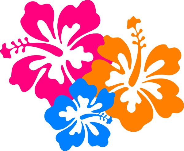 Luau Clip Art Borders Free Free Clipart Images