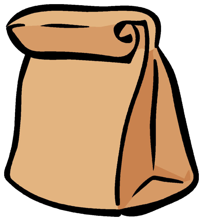Lunch Bag Clipart Free Clipart Images