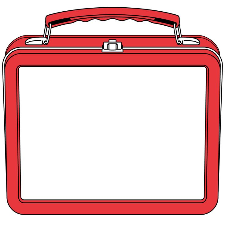 Lunch Box Clip Art School Educational Clip Art Pencils