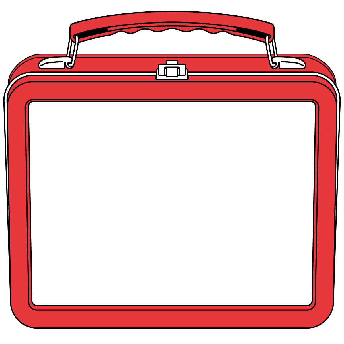 lunch bag clipart - photo #36