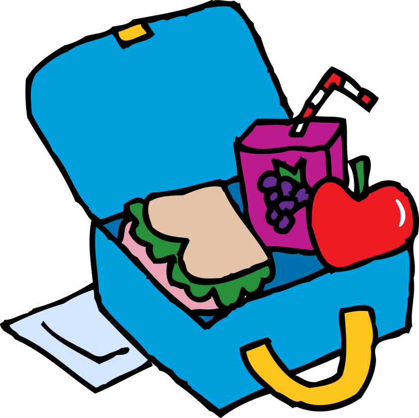 Lunch Box Clipart Free Clipart Images