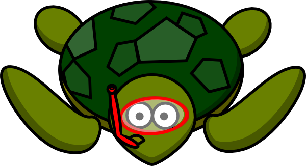 Majic Turtle Clipart Free Clip Art Images