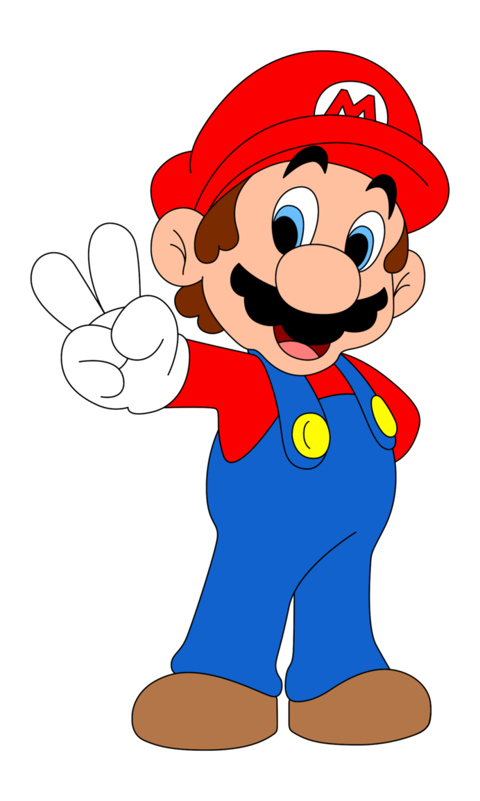 Mario Clip Art Free To Print Free Clipart Images