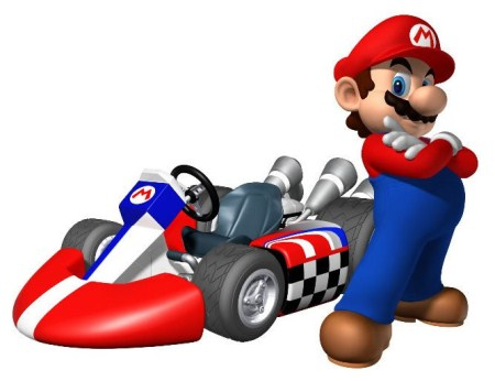 Mario Kart Clip Art Free Clipart Images