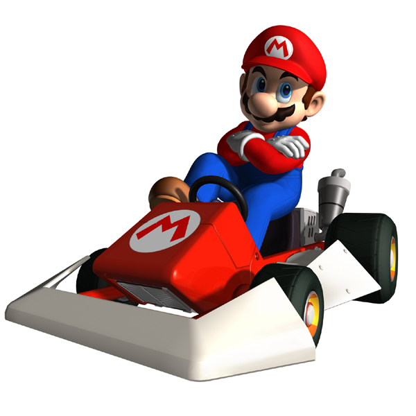Mario Kart Ds Clipart Free Clipart