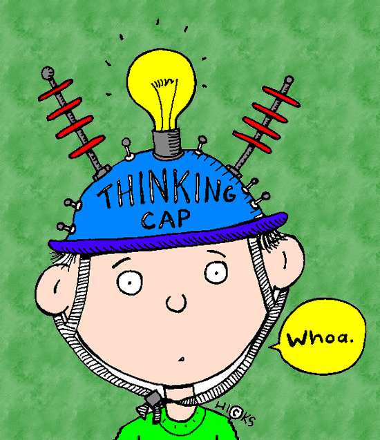 Math Thinking Clipart Free Clip Art Images