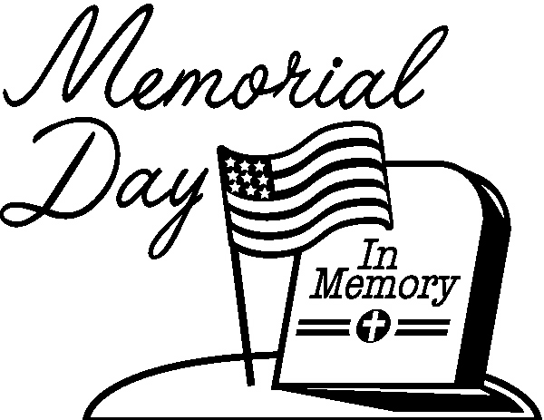 Memorial Day Clipart Black And White Images Wallpapers Pictures