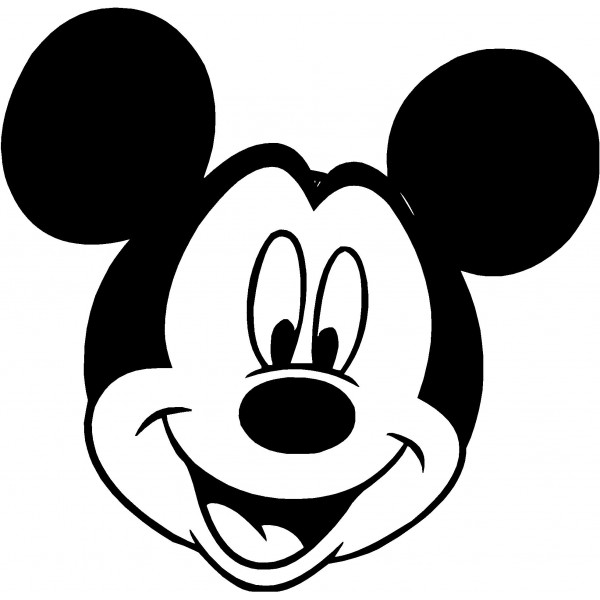 Mickey Mouse Clip Art Ears Free Clipart Images