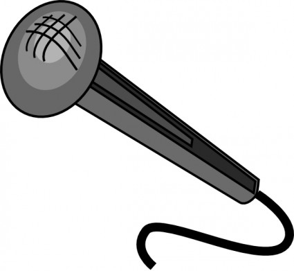 Microphone Clip Art Free Vector For Free Download About Free