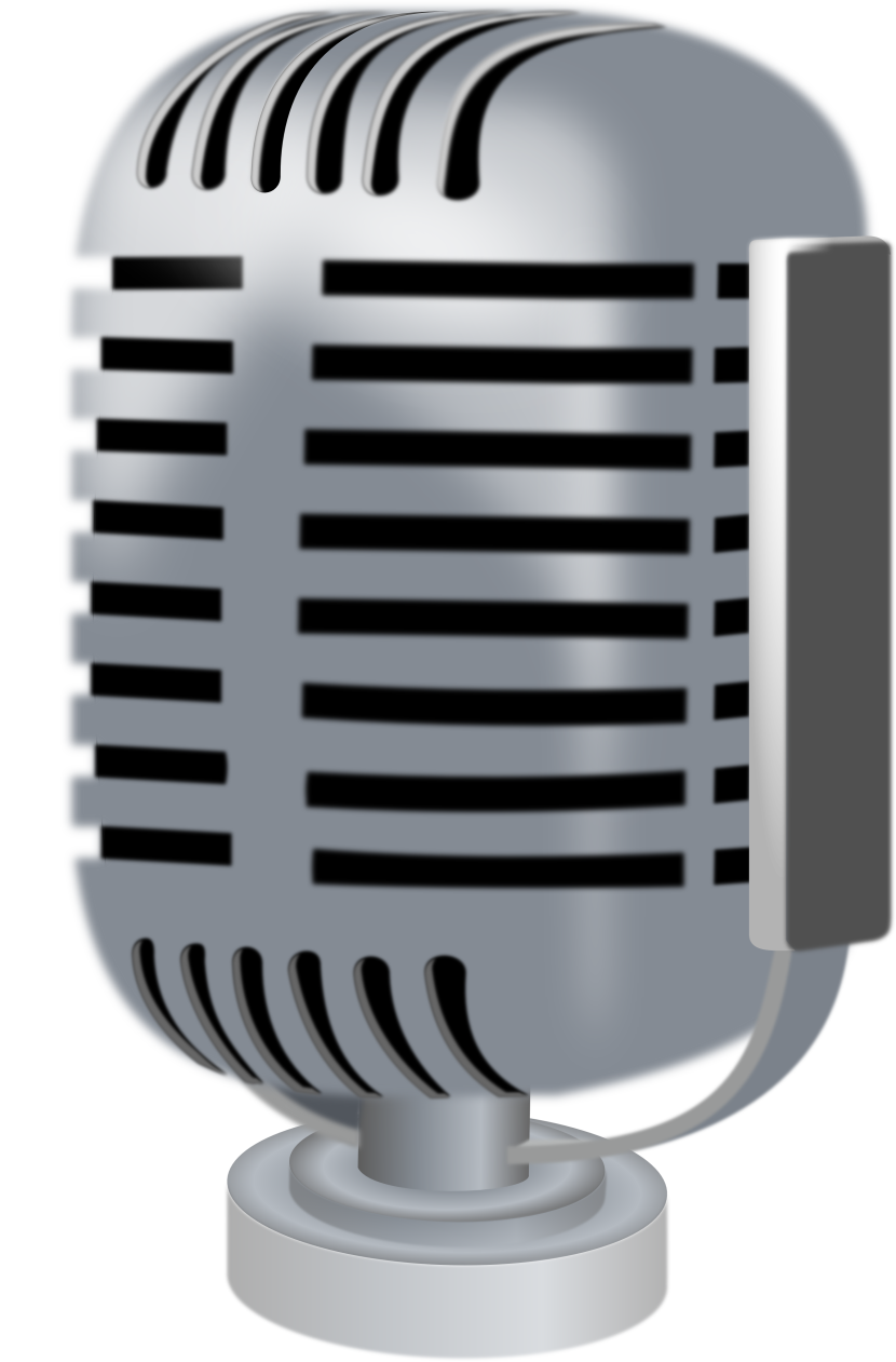 Microphone Clipart Free Clip Art Images